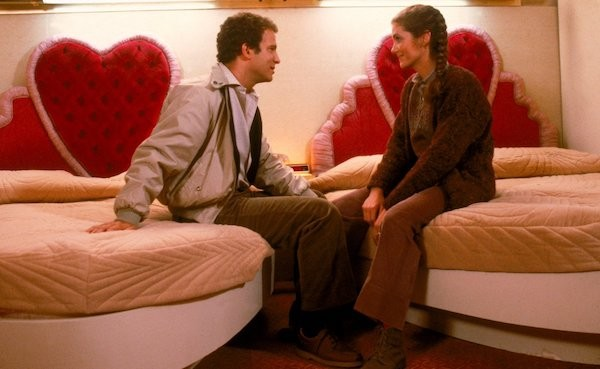 Albert Brooks and Julie Hagerty in Lost in America (Photo: Criterion)