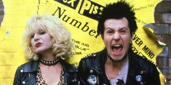 Chloe Webb and Gary Oldman in Sid & Nancy (Photo: Criterion)
