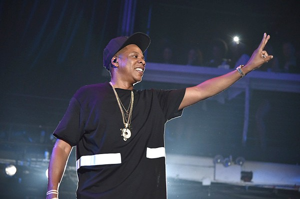 Jay-Z is coming to town.