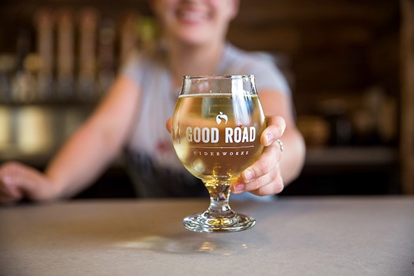 Good Road Ciderworks. (Lunah Zon Photography)