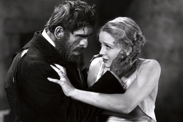 Boris Karloff and Gloria Stuart in The Old Dark House (Photo: Cohen Media)