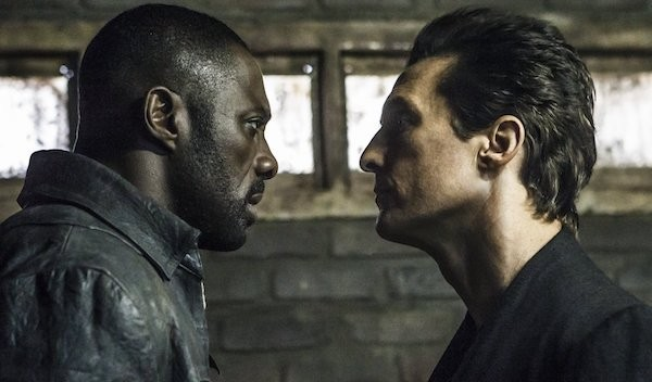 Idris Elba and Matthew McConaughey in The Dark Tower (Photo: Sony)