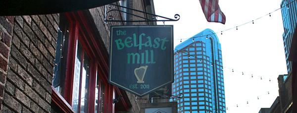 Belfast Mill.