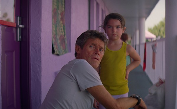 The Florida Project, the best film of 2017 (Photo: A24)