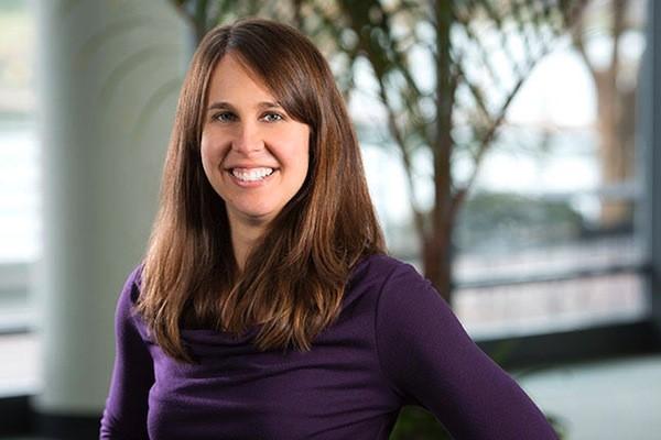 Lisa Worf. (Photo courtesy of WFAE)