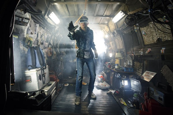 Tye Sheridan in Ready Player One (Photo: Warner Bros.)