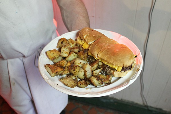 The Drosinis family only has a few weeks left to serve their popular Philly Steaks.