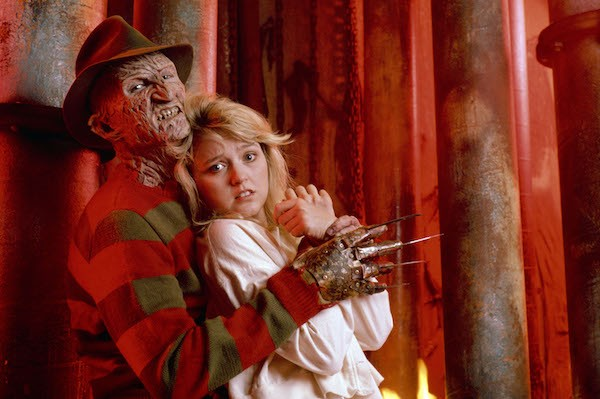A Nightmare on Elm Street franchise players Robert Englund and Tuesday Knight will be in attendance at this year's Mad Monster Party (Photo: New Line)