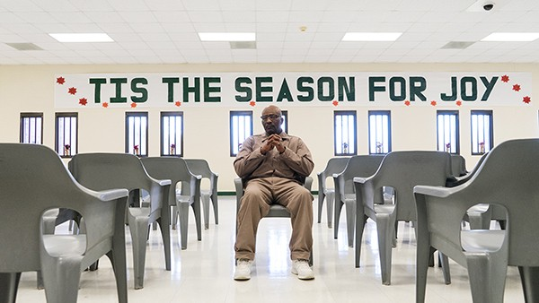 Ronnie Long at Abemarle Correctional Institution.
