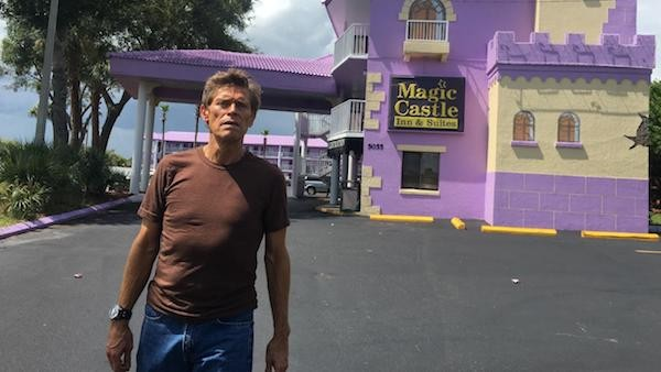 Willem Dafoe in The Florida Project (Photo: A24 & Lionsgate)