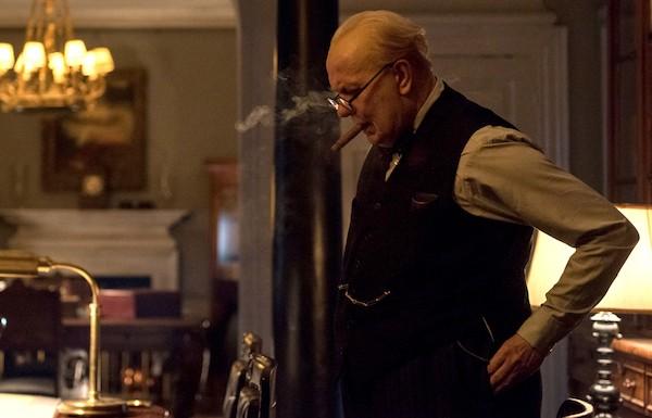 Gary Oldman in Darkest Hour (Photo: Universal/Focus)