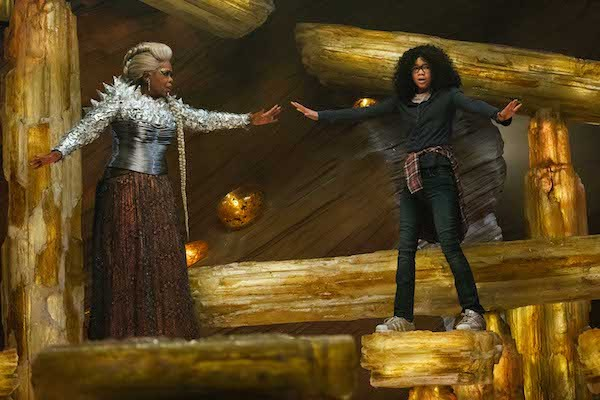 Oprah Winfrey and Storm Reid in A Wrinkle in Time (Photo: Disney)