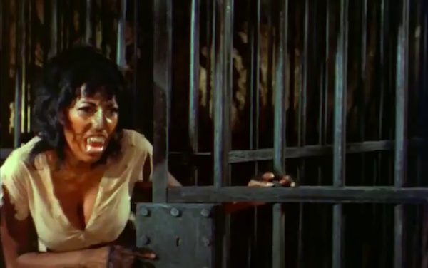 Pam Grier in The Twilight People (Photo: MVD)