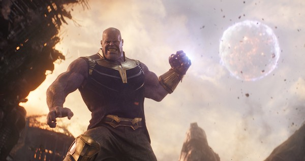 Thanos (Josh Brolin) in Avengers: Infinity War (Photo: Disney & Marvel)