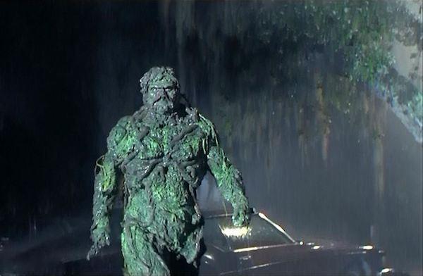 Dick Durock in The Return of Swamp Thing (MVD)