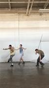 Dance moves by Will Rudolph, Kadey Ballard, Jon Prichard (Photo Courtesy of XOXO)