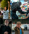 <i>The Hate U Give</i> (Photo: Fox); <i>Venom</i> (Photo: Columbia); <i>Bad Times at the El Royale</i> (Photo: Fox); <i>The Old Man & the Gun</i> (Photo: Fox Searchlight)