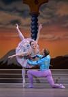 Charlotte Ballet's <i>Nutcracker</i>. (Photo by Peter Zay)
