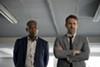 Samuel L. Jackson and Ryan Reynolds in <i>The Hitman's Bodyguard</i> (Photo: Lionsgate)
