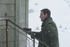 Michael Fassbender in <i>The Snowman</i> (Photo: Universal)