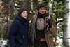 Elizabeth Olsen and Jeremy Renner in <i>Wind River</i> (Photo: Lionsgate)