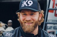 """""""New Team. New Look. New Attitude."""" Jeffrey Earnhardt is making a name for himself."""