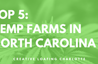 Top 5 Hemp Farms in North Carolina