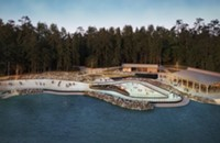 "U.S. National Whitewater Center Introduces 17,000 Sq Ft Ice Skating Rink With A ""Skate-Up Bar"""