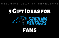 5 Gift Ideas for Carolina Panthers Fans!