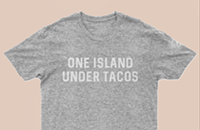Vivian Howard selling t-shirts to help rebuild Ocracoke's beloved taco stand