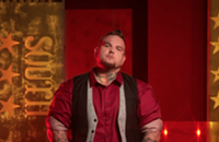 """Asheville, NC local, Patrick Flynn, will be competing in the new season of """"Ink Master"""" representing the SOUTH"""