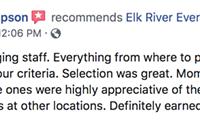 Choose 'N Cut at Elk River Evergreens