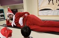 NC elementary principal poses around school as 'Elf on the Shelf'