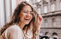"""GlassesShop is running a """"First Pair Free"""" promotion!"""