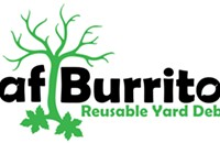 U.S.A. Made Leaf Burrito®, a Revolutionary Reusable Yard-Debris Collection Bag, Changes the Green Industry and Preserves Landfills