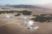 Using solar power to make the desert fertile