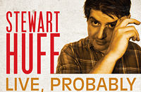 Pure Joy for Everyone Tour: An Evening of Comedy with Stewart Huff & Krish Mohan