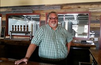 Three questions for Jay Bradish, owner of Red Clay Ciderworks