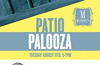 Mortimer's Patio Palooza!
