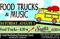Food Trucks & Music