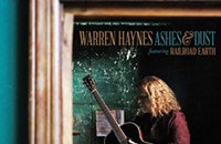 CD Review: Warren Haynes' <i>Ashes and Dust</i>