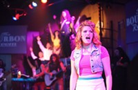<i>Rock of Ages</i> rocks the Actor's Theatre