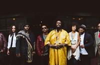 Kamasi Washington pushes beyond the borders of jazz