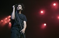 Live photos: J. Cole, PNC Music Pavilion (8/12/2015)