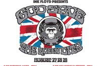 Win a pair of tickets for God Save the Queen City!