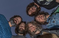 Chris Robinson has found happiness with his latest band