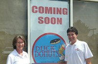 Three questions for Scott Plassman, owner of Duck donuts