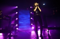 Live review: Chvrches, The Fillmore (10/28/2015)