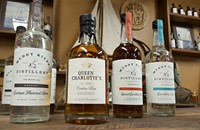 Making spirits bright for local distilleries