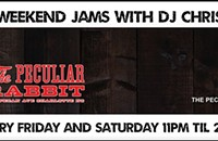 Weekend Jams at The Peculiar Rabbit
